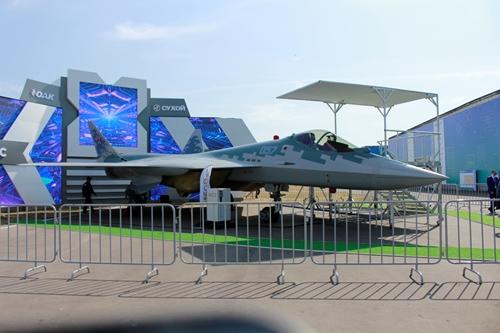 Nga công bố thông tin về máy bay Su-57 phiên bản xuất khẩu