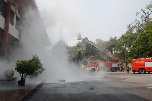 Chỉ đạo, ứng phó kịp thời hơn 40 sự cố hỏa hoạn, thiên tai