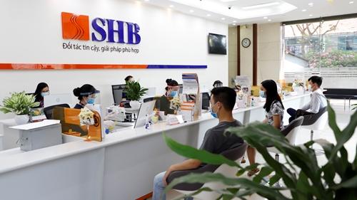 SHB đạt 3.095 tỷ đồng lợi nhuận, tăng 86,5% so với cùng kỳ