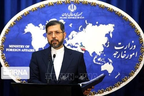 Iran bác cáo buộc liên quan vụ tàu chở dầu bị tấn công ở biển Arab