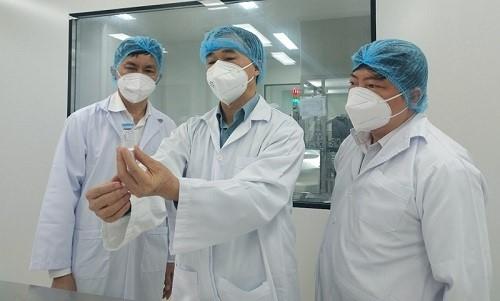 Xem xét việc cấp phép cho Nano Covax trong tình trạng khẩn cấp