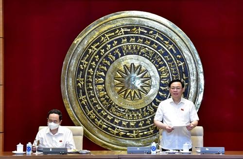 Quốc hội chủ động, đồng hành cùng Chính phủ trên cơ sở quy định của pháp luật