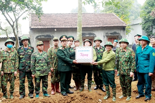 Đồng chí Trần Văn Mai hy sinh tại Biệt khu 24 (Kon Tum)
