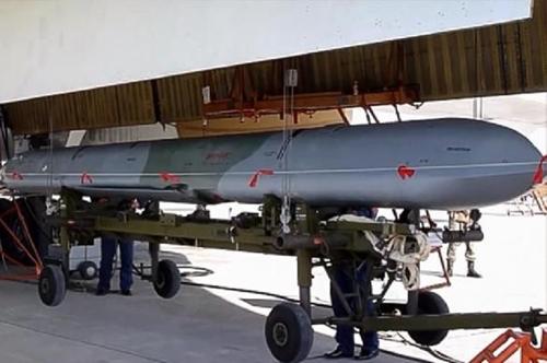 Nga phát triển tên lửa hành trình siêu vượt âm mới