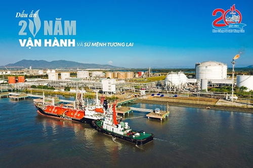 Kho cảng PV Gas Vũng Tàu – dấu ấn 20 năm công trình khí trọng điểm quốc gia