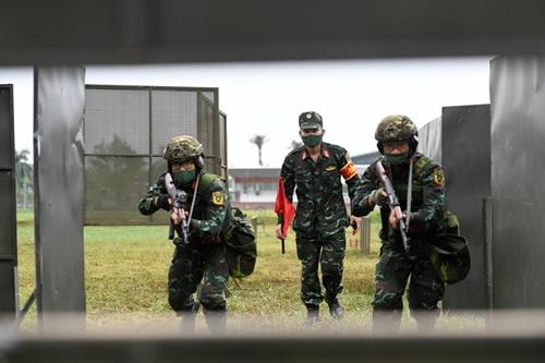 """Câu hỏi kỳ 14 Cuộc thi """"Tìm hiểu Hội thao Quân sự quốc tế - Army Games"""""""