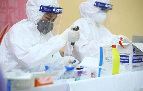 Hà Nội: 29 trường hợp dương tính với virus SARS-CoV-2