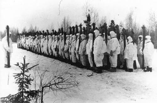 Lính trượt tuyết Hồng quân Liên Xô - nỗi khiếp sợ của phát xít Đức