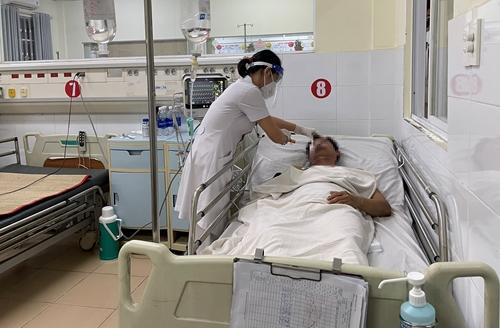 Bệnh viện Quân y 175 cấp cứu thành công bệnh nhân bị đột quỵ nặng