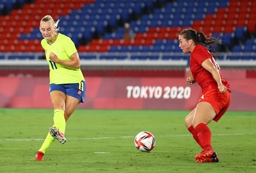 Đội tuyển nữ Canada đoạt HCV môn bóng đá nữ Olympic Tokyo 2020