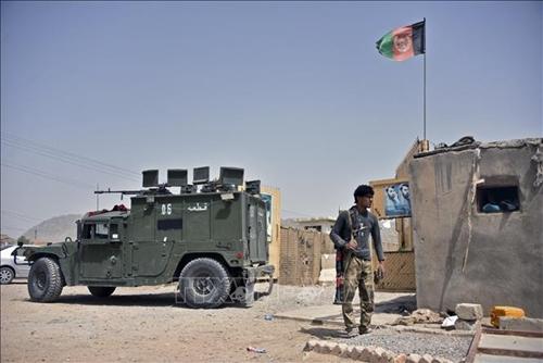 Giao tranh ác liệt giữa Taliban và quân Chính phủ Afghanistan