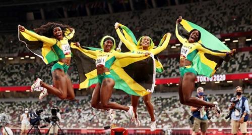 Giải mã những chân chạy tốc độ Jamaica