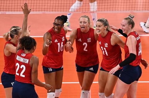 Đoàn thể thao Mỹ bảo vệ thành công vị trí số 1 tại Olympic