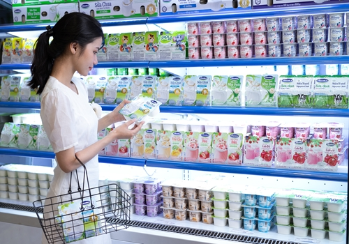 """""""Vinamilk -Thương hiệu sữa được chọn mua nhiều nhất Việt Nam"""""""