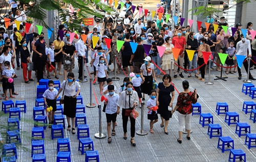 Hà Nội tổ chức thống nhất khai giảng năm học mới vào ngày 5-9