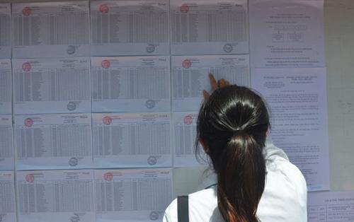 Thí sinh nhận Giấy chứng nhận kết quả thi đợt 2 chậm nhất ngày 23-8