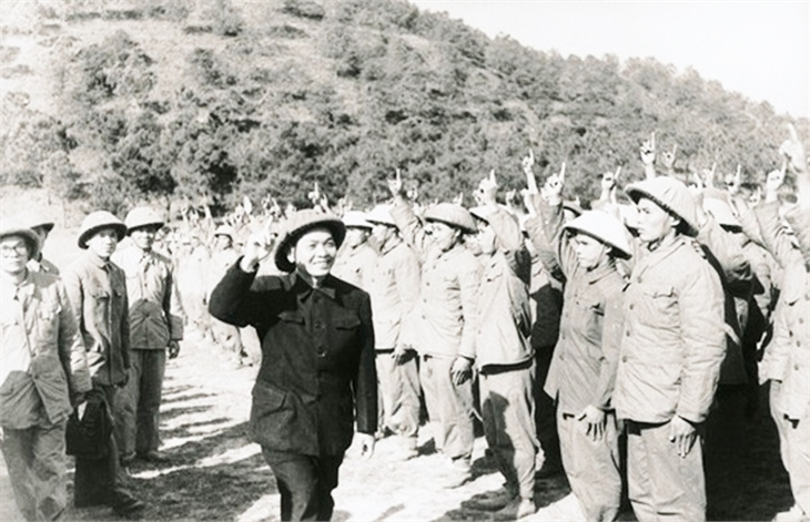 Võ Nguyên Giáp - người tham gia xây dựng nền hành chính vì hạnh phúc của người dân Việt Nam