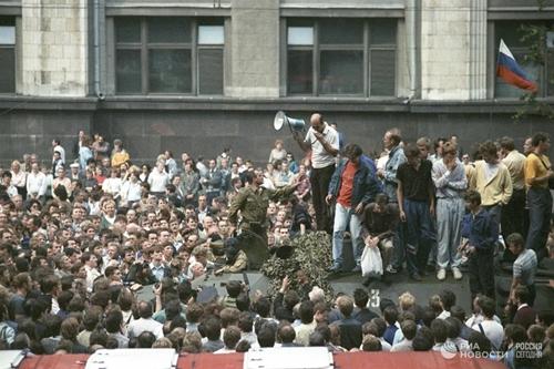 Cuộc chính biến trong nỗ lực duy trì Liên Xô 30 năm trước diễn ra như thế nào?