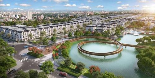 Thái Hưng Crown Villas tiên phong kiến tạo đô thị xanh tại Thái Nguyên