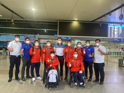 Lịch thi đấu của Đoàn thể thao người khuyết tật Việt Nam tại Paralympic Tokyo 2020