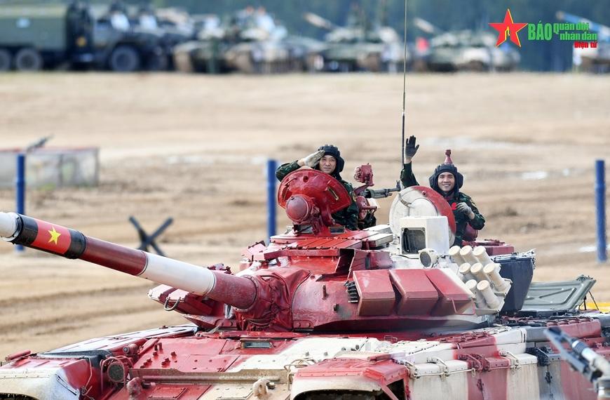 Khai mạc Army Games lớn nhất trong lịch sử