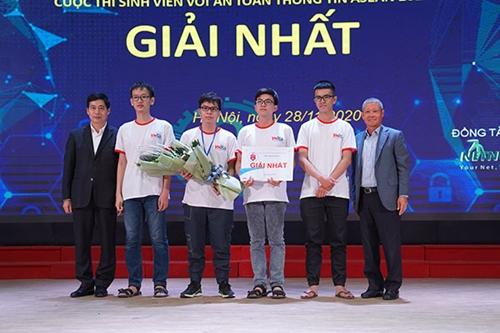 Khởi động Cuộc thi Sinh viên với An toàn thông tin ASEAN 2021