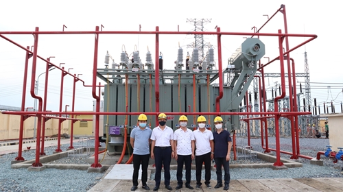Nỗ lực vượt khó về đích các dự án điện