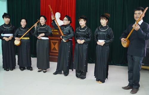 Gìn giữ nghi lễ then cổ huyện Bình Liêu