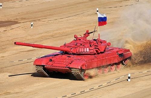 LIÊN TỤC CẬP NHẬT: Chung kết thi đấu Xe tăng hành tiến: Nga, Trung Quốc, Azerbaijan và Kazakhstan