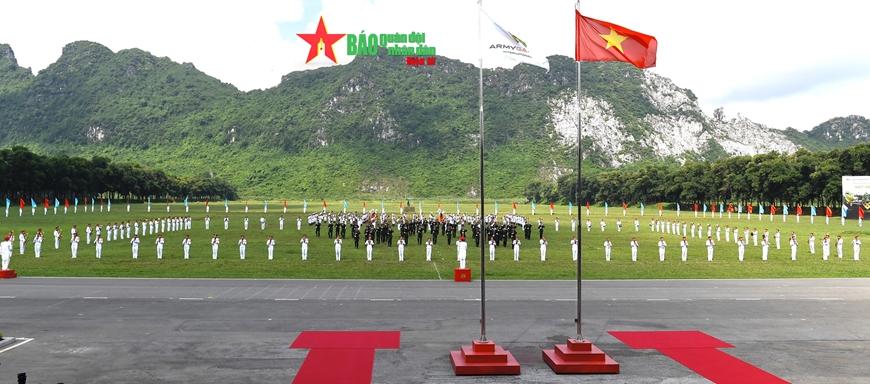 """CẬP NHẬT LIÊN TỤC: Army Games 2021 tại Việt Nam: Lễ trao giải và bế mạc hai nội dung """"Xạ thủ bắn tỉa"""" và """"Vùng tai nạn"""""""
