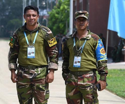 Đôi giày bộ đội Việt Nam và kỷ niệm khó quên của xạ thủ Bangladesh