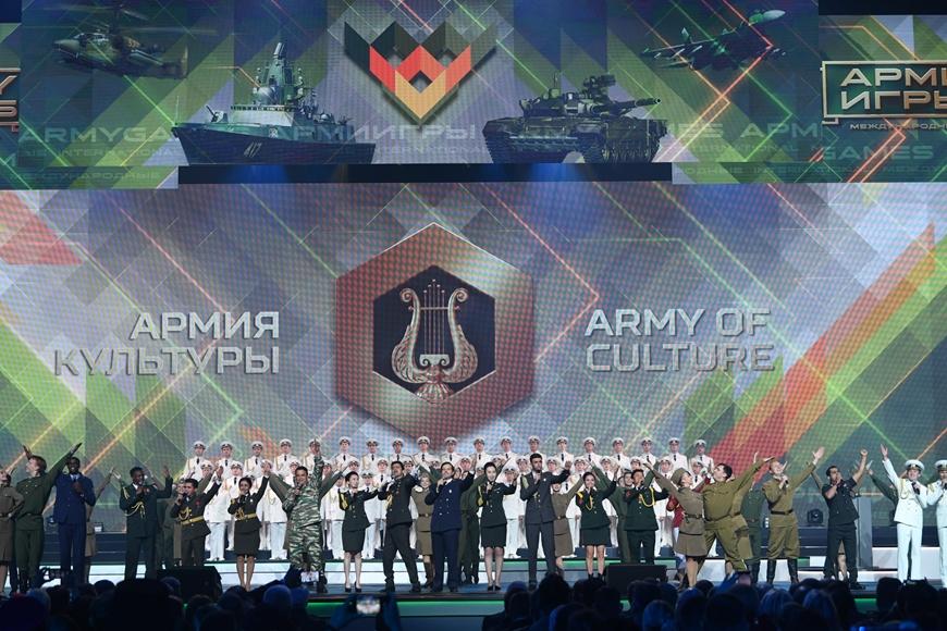 Bế mạc Army Games 2021: Dấu ấn lớn của Đoàn Quân đội nhân dân Việt Nam