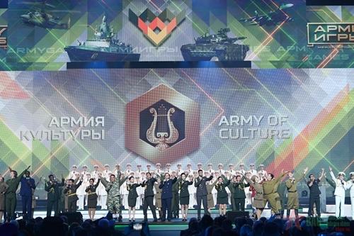 Army Games - Olympic quân sự