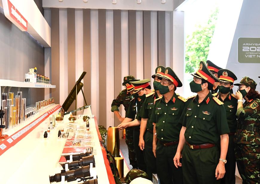 Phát huy truyền thống vẻ vang, hoàn thành xuất sắc nhiệm vụ tham mưu chiến lược về quân sự, quốc phòng trong thời kỳ mới