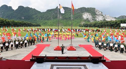 Lãnh đạo Bộ Quốc phòng Nga đánh giá cao công tác tổ chức Army Games 2021 của Việt Nam