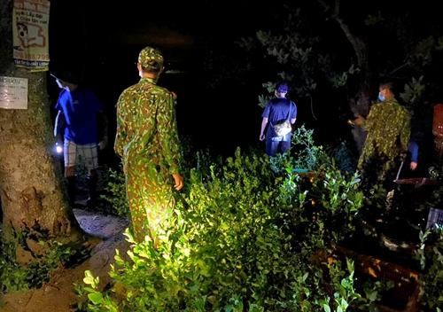 Bộ đội Biên phòng tỉnh An Giang bắt nhiều vụ buôn lậu thuốc lá qua biên giới