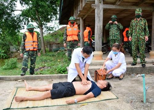 Huyện Điện Biên chủ động ứng phó thiên tai