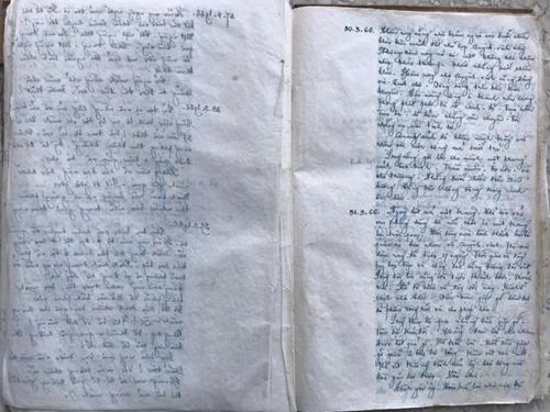 Đẹp mãi những trang viết Đỗ Lương Bằng