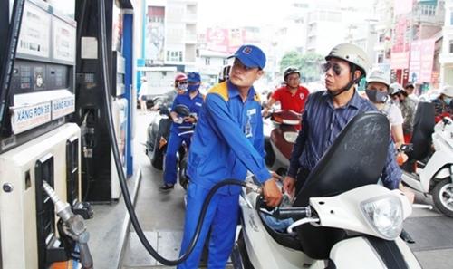 Giá xăng, dầu lại đồng loạt tăng từ 15 giờ chiều 10-9