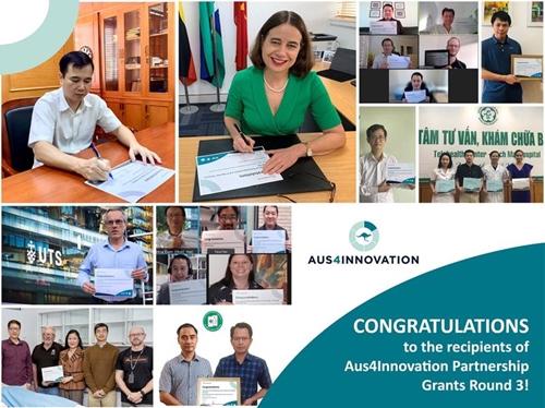 Australia tài trợ 4 dự án chuyển đổi số ở Việt Nam