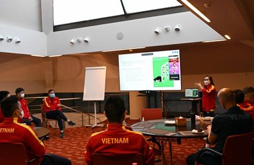 Đội tuyển futsal Việt Nam sẽ cố gắng thi đấu tốt