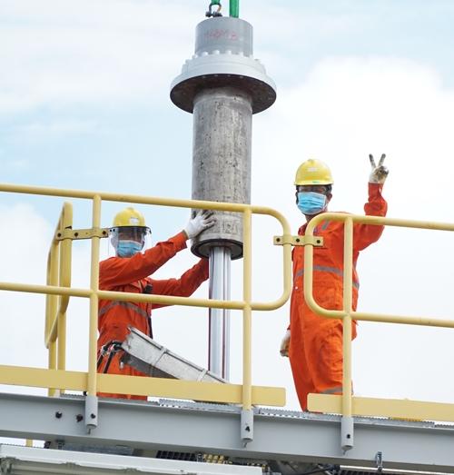 Hợp doanh đường ống khí Nam Côn Sơn hoàn thành vượt tiến độ Công tác bảo dưỡng lớn (TAR)