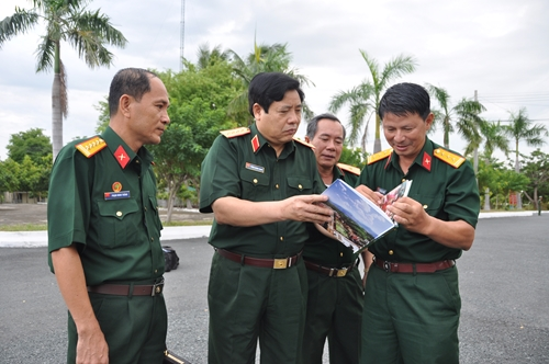 Những hồi ức quý giá về Đại tướng Phùng Quang Thanh
