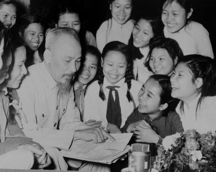 Ngày này năm xưa: 15-9-1945: Bác Hồ gửi thư cho học sinh nhân ngày khai trường đầu tiên