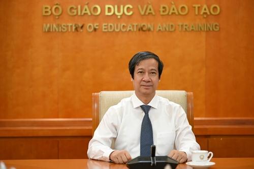 Bộ Giáo dục và Đào tạo ban hành Công điện về tổ chức dạy học ứng phó với dịch Covid-19