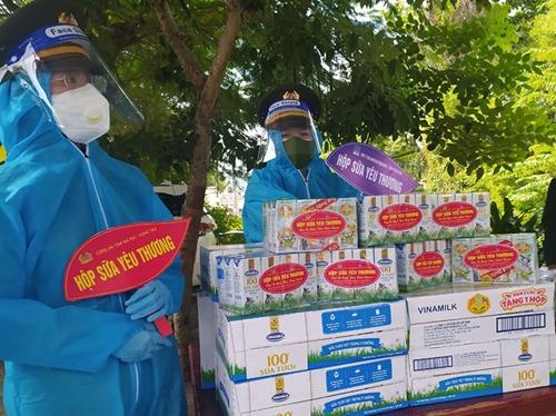 Hỗ trợ tỉnh Bà Rịa-Vũng Tàu phòng chống dịch bệnh Covid-19