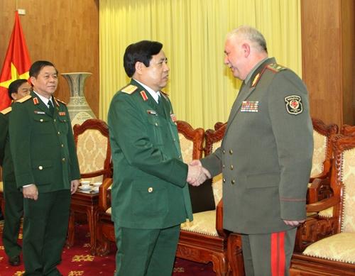 Xây dựng quân đội vững mạnh là trăn trở, tâm huyết của Đại tướng Phùng Quang Thanh