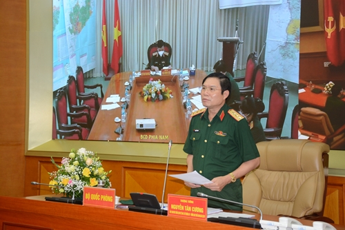 Bộ Quốc phòng tổ chức Hội nghị xét điểm chuẩn tuyển sinh quân sự năm 2021