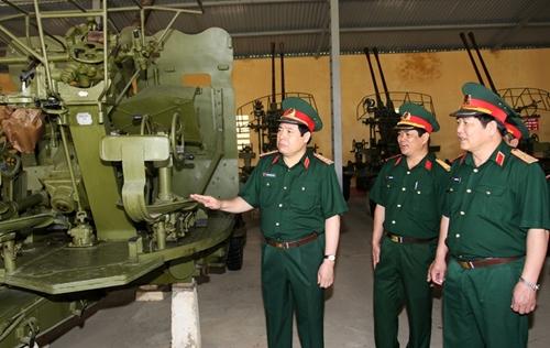 Lời căn dặn của Đại tướng Phùng Quang Thanh và cuốn sách đầu tay