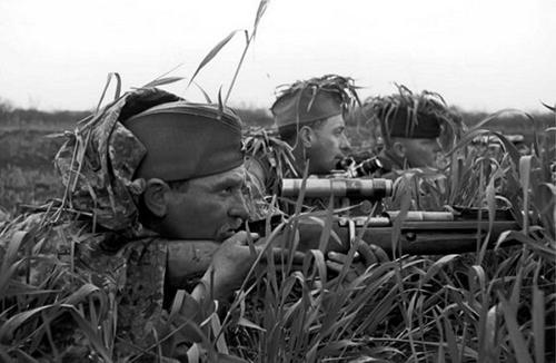 Những khả năng giúp lính bắn tỉa Liên Xô chiến thắng kẻ địch